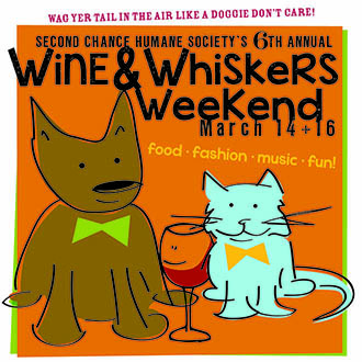 Announcing the 6th Annual Wine & Whiskers Carnival!